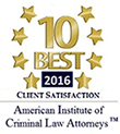 10 best criminal attorneys